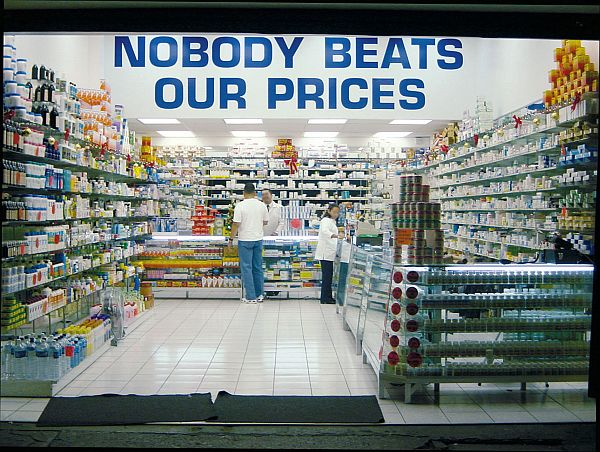 'nobody beats our prices'