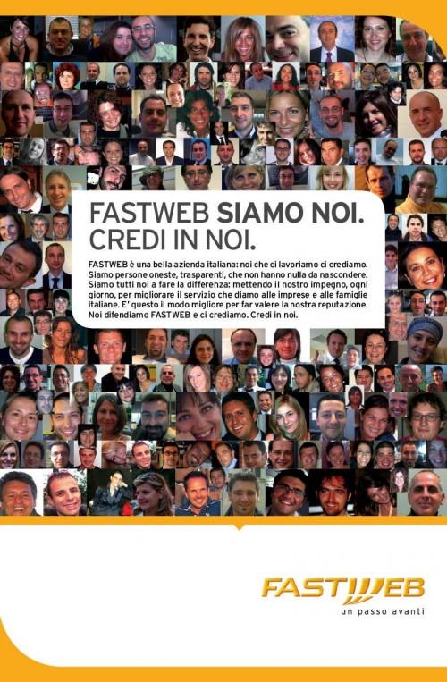 Fastweb e i dipendenti