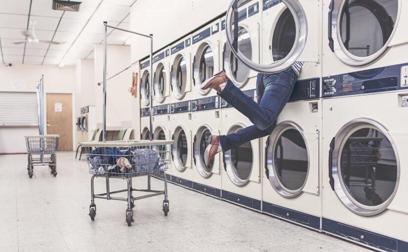 Il modello di business del lavasecco