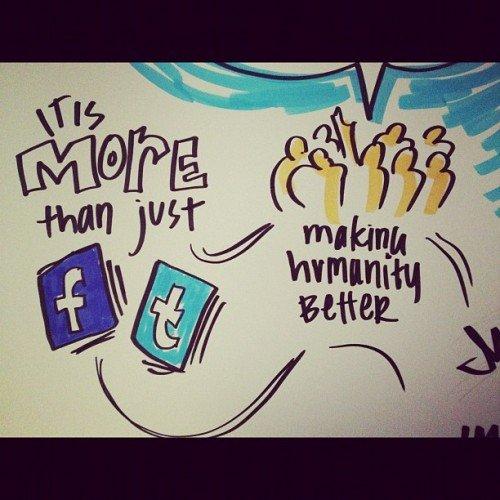 I consumatori (ops, le persone) più responsabili usano i social media per informarsi