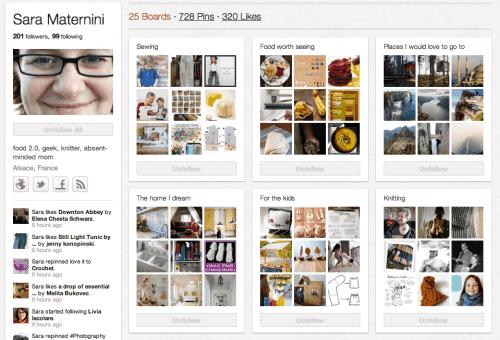 A cosa ci serve (forse) #Pinterest, come esportarlo, come usarlo per lecommerce